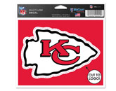 MULTI USE DECAL in KANSAS CITY CHIEFS Found in: NFL > KANSAS CITY CHIEFS > Souvenirs > Stickers