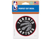 PERECT CUT DECAL in TORONTO RAPTORS Found in: NBA > TORONTO RAPTORS > Souvenirs > Stickers