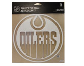 pic# 207401, style# NHLPCUTD8EDM for River City Sports product in: NHL > EDMONTON OILERS > Souvenirs > Stickers