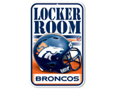 LCKRM PARKING SIGN in DENVER BRONCOS Found in: NFL > DENVER BRONCOS > Souvenirs > Signs