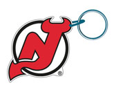 PR.ACRYLIC KEYRING in NEW JERSEY DEVILS Found in: NHL > NEW JERSEY DEVILS > Souvenirs > Keychains