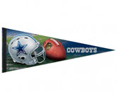 FIELD PENNANT in DALLAS COWBOYS Found in: NFL > DALLAS COWBOYS > Souvenirs > Pennants