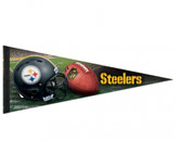 FIELD PENNANT in PITTSBURGH STEELERS Found in: NFL > PITTSBURGH STEELERS > Souvenirs > Pennants