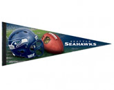 FIELD PENNANT in SEATTLE SEAHAWKS Found in: NFL > Seattle Seahawks > Souvenirs > Pennants
