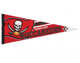 LOGO PENNANT in TAMPA BAY BUCCANEERS Found in: NFL > Tampa Bay Buccaneers > Souvenirs > Pennants