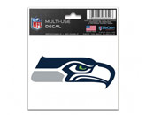 MULT USE DECAL in SEATTLE SEAHAWKS Found in: NFL > Seattle Seahawks > Souvenirs > Stickers