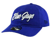 CORE SCRIPT CAP in TORONTO BLUE JAYS Found in: MLB > Toronto Blue Jays > Clothing > Hats