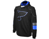 BTO JERSEY HOODY in ST. LOUIS BLUES Found in: NHL > ST. LOUIS BLUES > Clothing > Hats