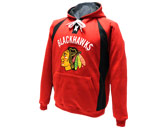LACE UP HOODY in CHICAGO BLACKHAWKS Found in: NHL > CHICAGO BLACKHAWKS > Clothing > Fleece