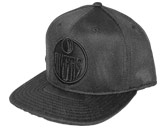 TONAL FLAT BRIM CAP in EDMONTON OILERS Found in: NHL > EDMONTON OILERS > Clothing > Hats