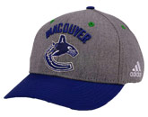 TWO TONE STR. CAP in VANCOUVER CANUCKS Found in: NHL > VANCOUVER CANUCKS > Clothing > Hats