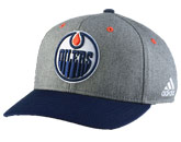 TWO TONE STR. CAP in EDMONTON OILERS Found in: NHL > EDMONTON OILERS > Clothing > Hats