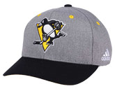 TWO TONE STR. CAP in PITTSBURGH PENGUINS Found in: NHL > PITTSBURGH PENGUINS > Clothing > Hats