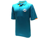POWER RUN POLO in MIAMI DOLPHINS Found in: NFL > MIAMI DOLPHINS > Clothing > Shirts