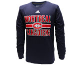 NHL > MONTREAL CANADIENS > Clothing > FACE WASH L/S SHIRT