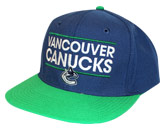 DASSLER FLATBRIM CAP in VANCOUVER CANUCKS Found in: NHL > VANCOUVER CANUCKS > Clothing > Hats