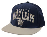 FLATBRIM SNPBK CAP in TORONTO MAPLE LEAFS Found in: NHL > TORONTO MAPLE LEAFS > Clothing > Hats