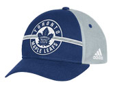 STRUCTURED ADJ. CAP in TORONTO MAPLE LEAFS Found in: NHL > TORONTO MAPLE LEAFS > Clothing > Hats