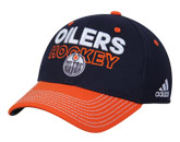 LOCKER ROOM STR CAP in EDMONTON OILERS Found in: NHL > EDMONTON OILERS > Clothing > Hats