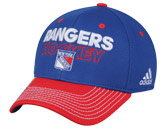 LOCKER ROOM STR CAP in NEW YORK RANGERS Found in: NHL > NEW YORK RANGERS > Clothing > Hats