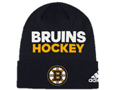 LOCKER ROOM BEANIE in BOSTON BRUINS Found in: NHL > BOSTON BRUINS > Clothing > Hats