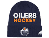 LOCKER ROOM BEANIE in EDMONTON OILERS Found in: NHL > EDMONTON OILERS > Clothing > Hats