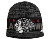 CUFFED BEANIE in CHICAGO BLACKHAWKS Found in: NHL > CHICAGO BLACKHAWKS > Clothing > Hats