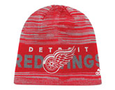 CUFFED BEANIE in DETROIT RED WINGS Found in: NHL > DETROIT RED WINGS > Clothing > Hats