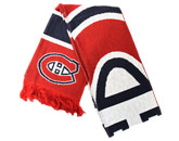 SCARF in MONTREAL CANADIENS Found in: NHL > MONTREAL CANADIENS > Clothing > Accessorie