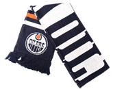SCARF in EDMONTON OILERS Found in: NHL > EDMONTON OILERS > Clothing > Accessorie