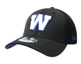 HEATHER BLACK NEO CAP in WINNIPEG BLUE BOMBERS Found in: CFL > Winnipeg Blue Bombers > Clothing > Hats