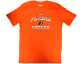 YTH ARCHED NET TEE in PHILADELPHIA FLYERS Found in: NHL > PHILADELPHIA FLYERS > Clothing > T-Shirts