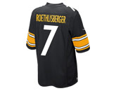 NIKE LIMITED JERSEY-ROETHLISBERGER in PITTSBURGH STEELERS Found in: NFL > PITTSBURGH STEELERS > Jerseys > Limited