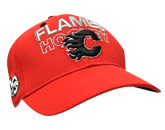 WM LOGO 100TH CAP in CALGARY FLAMES Found in: NHL > CALGARY FLAMES > Clothing > Hats