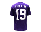 THIELEN ELIGIBLE RECIEVER TEE in MINNESOTA VIKINGS Found in: NFL > MINNESOTA VIKINGS > Clothing > T-Shirts
