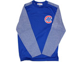 pic# 211647, style# MLBAFTECHFLCUBS for River City Sports product in: MLB > Chicago Cubs > Clothing > Fleece