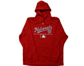 TEAM DRIVE HOODIE in WASHINGTON NATIONALS Found in: MLB > Washington Nationals > Clothing > Fleece