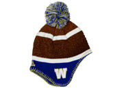 YTH FOOTBALL HEAD KNIT in WINNIPEG BLUE BOMBERS Found in: CFL > Winnipeg Blue Bombers > Clothing > Hats