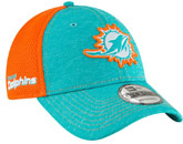 SURGE STITCH HAT in MIAMI DOLPHINS Found in: NFL > MIAMI DOLPHINS > Clothing > Hats