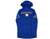 SQUAD PULLOVER HOOD in WINNIPEG BLUE BOMBERS Found in: CFL > Winnipeg Blue Bombers > Clothing > Fleece