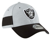 3930 18 SIDELINE HAT in OAKLAND RAIDERS Found in: NFL > OAKLAND RAIDERS > Clothing > Hats