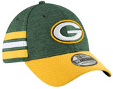 3930 18 SIDELINE HAT in GREEN BAY PACKERS Found in: NFL > GREEN BAY PACKERS > Clothing > Hats