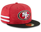 18 950 HAT in SAN FRANCISCO 49ERS Found in: NFL > SAN FRANCISCO 49ERS > Clothing > Hats