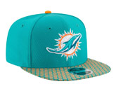 18 950 HAT in MIAMI DOLPHINS Found in: NFL > MIAMI DOLPHINS > Clothing > Hats