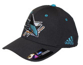 STRUCTURED ADJUSTABLE in SAN JOSE SHARKS Found in: NHL > SAN JOSE SHARKS > Clothing > Hats