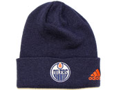 CUFFED BEANIE in EDMONTON OILERS Found in: NHL > EDMONTON OILERS > Clothing > Hats