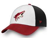 COYOTES HAT ICONIC ADJ in ARIZONA COYOTES Found in: NHL > Arizona Coyotes > Clothing > Hats
