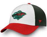 HAT ICONIC ADJ in MINNESOTA WILD Found in: NHL > MINNESOTA WILD > Clothing > Hats
