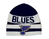 CUFFED TOQ ICONIC in ST. LOUIS BLUES Found in: NHL > ST. LOUIS BLUES > Clothing > Hats