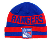 CUFFED TOQ ICONIC in NEW YORK RANGERS Found in: NHL > NEW YORK RANGERS > Clothing > Hats